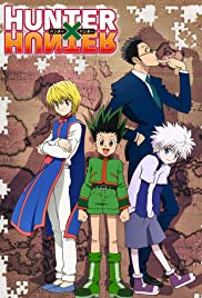Hunter X Hunter : Season 1-7 Complete [JAP+ENG] BluRay 720p HEVC