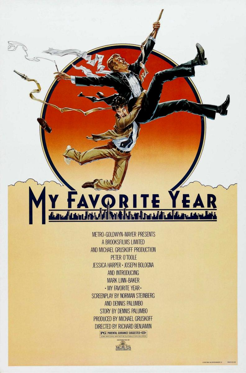 My Favorite Year (1982) - IMDb