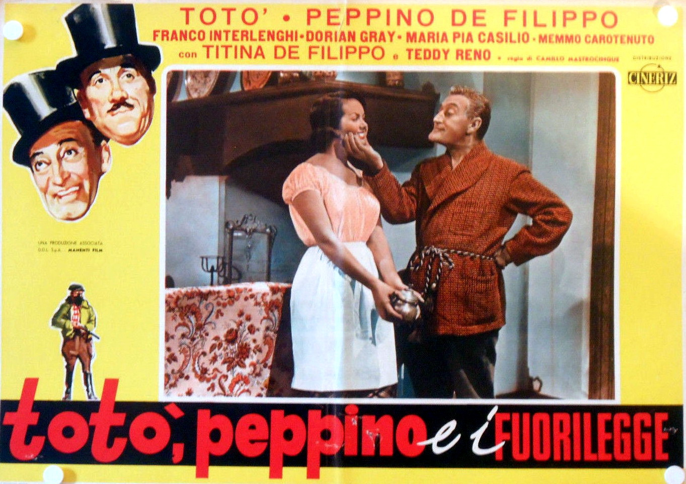 Totò, Peppino e i fuorilegge (1956) - Photo Gallery - IMDb