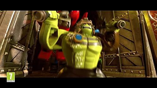 Lego: Marvel Super Heroes 2: Thor Ragnarok Vignette (UK)