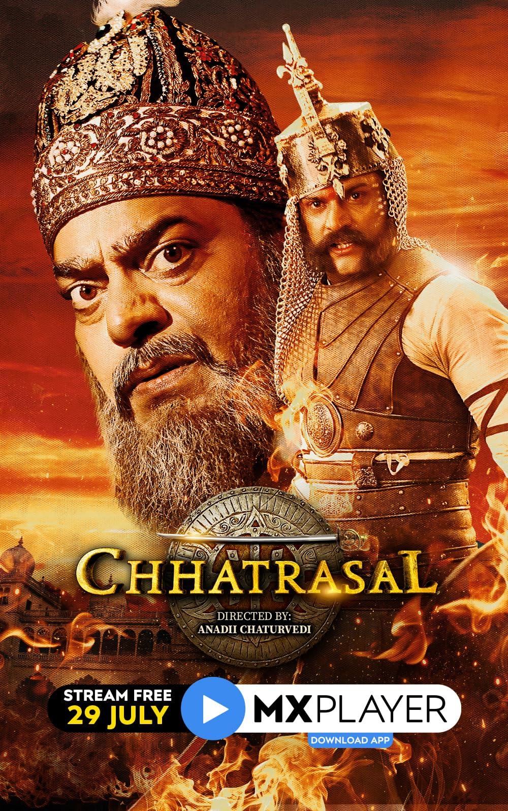 Chhatrasal (2021) Season 1 MX Originals