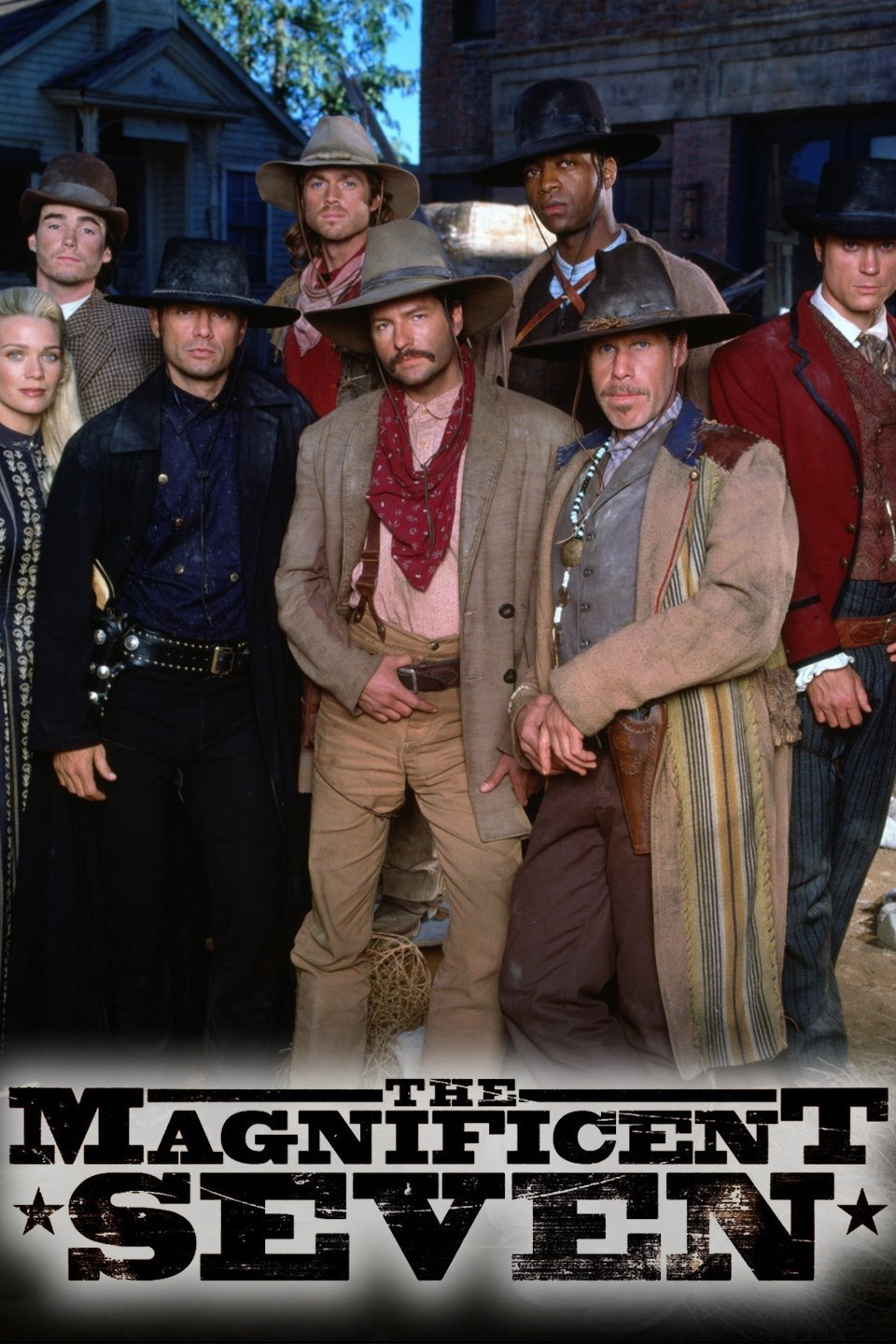 The Magnificent Seven (TV Series 1998–2000) - IMDb