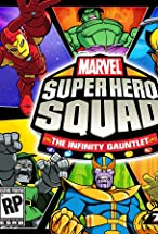 Primary image for Marvel Super Hero Squad: The Infinity Gauntlet