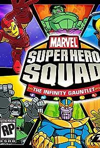 Primary photo for Marvel Super Hero Squad: The Infinity Gauntlet
