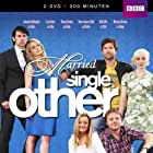 Amanda Abbington, Lucy Davis, Shaun Dooley, Dean Lennox Kelly, Ralf Little, and Miranda Raison in Married Single Other (2010)