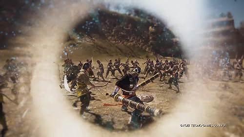 Dynasty Warriors 9: Release Date Trailer (UK)
