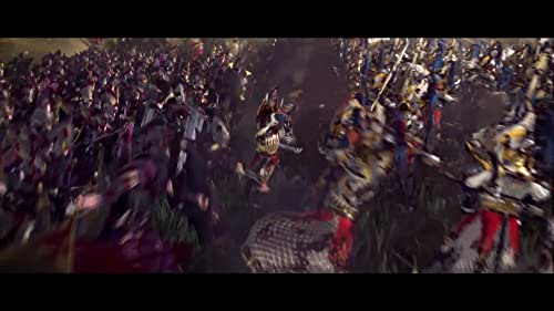 Total War: Warhammer II: Blood For The Blood God Release Date Trailer
