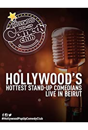 Hollywood Pop Up Comedy Club