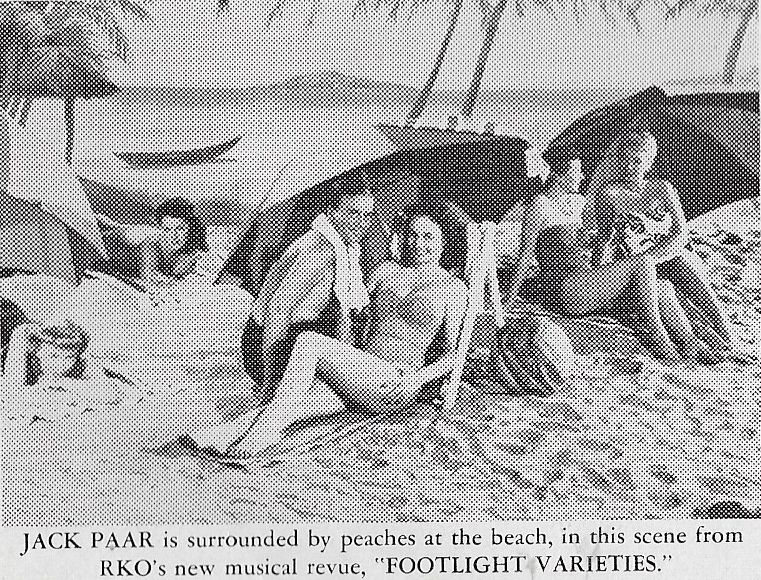 Jack Paar in Footlight Varieties (1951)