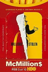 Steve Millikin in McMillions (2020)
