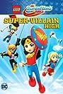 LEGO DC Super Hero Girls: Super-villain High (2018) Poster