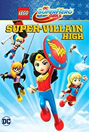 Nonton Film Lego DC Super Hero Girls: Super-Villain High (2018)