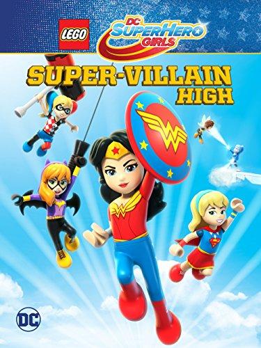 Lego DC Super Hero Girls: Super-Villain High (2018) WEBRip 720p & 1080p