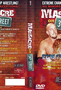 Primary photo for ECW Massacre on 34th St.