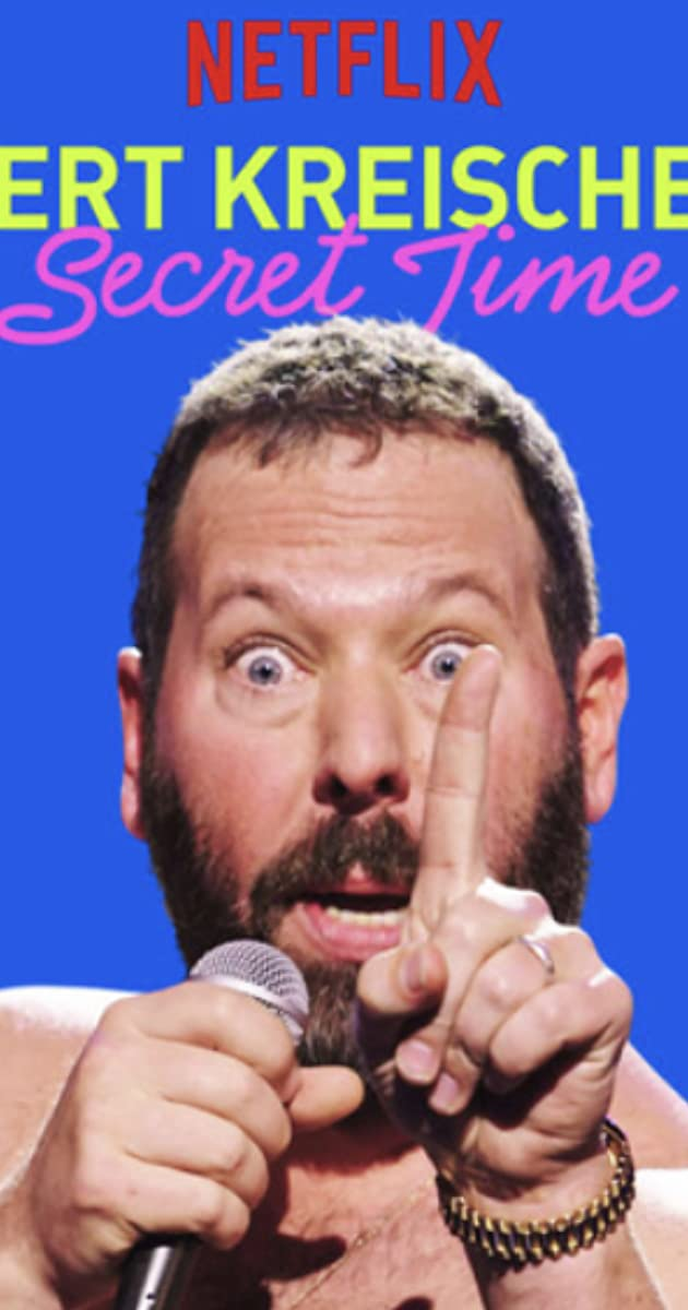 Subtitle of Bert Kreischer: Secret Time