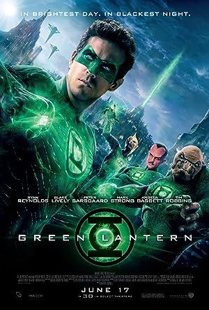 Green Lantern (2011) • 30. Juni 2021
