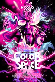 Color Out of Space (2019) HDRip Hindi Movie Watch Online Free