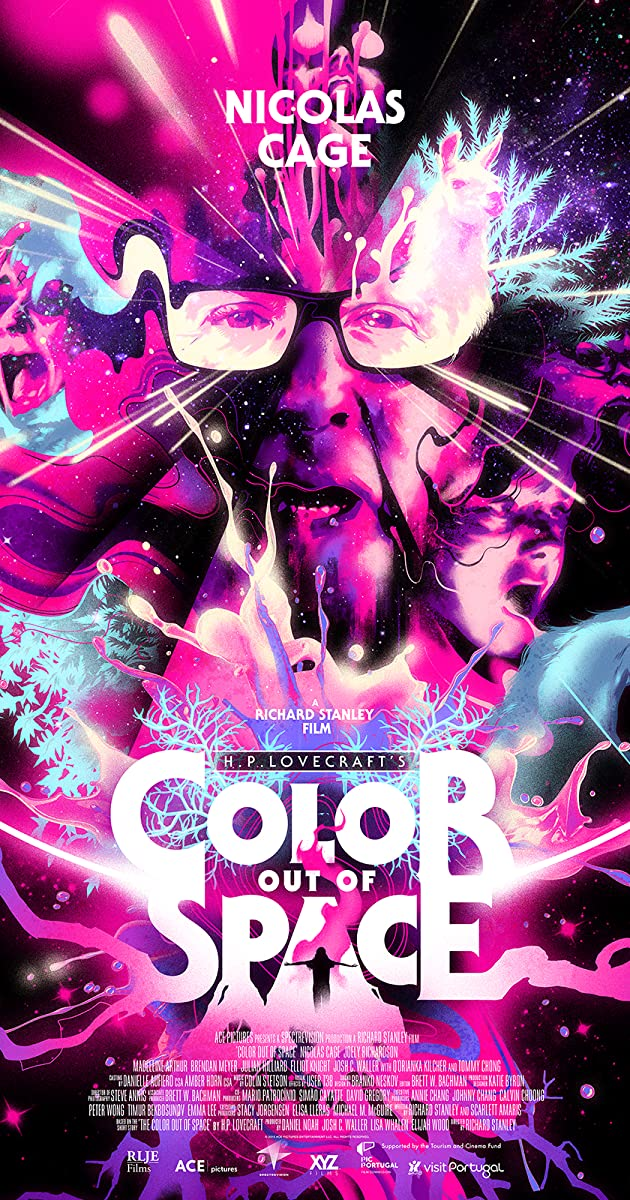 Free Download Color Out of Space Full Movie