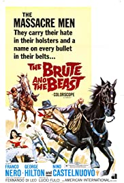 The Brute and the Beast Poster