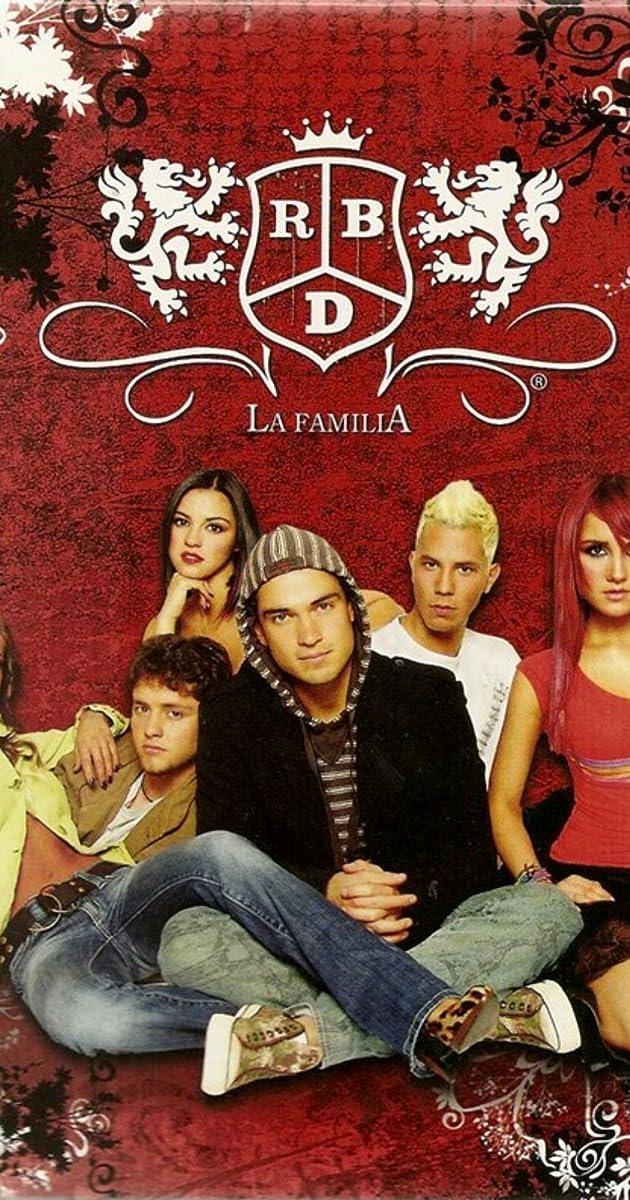 RBD: La familia (TV Series 2007– ) - IMDb