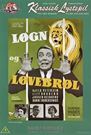 Løgn og løvebrøl Poster