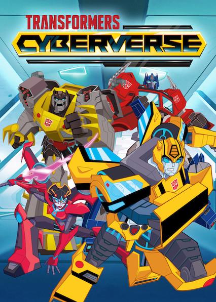 Transformers Cyberverse Tv Series 2018 Imdb