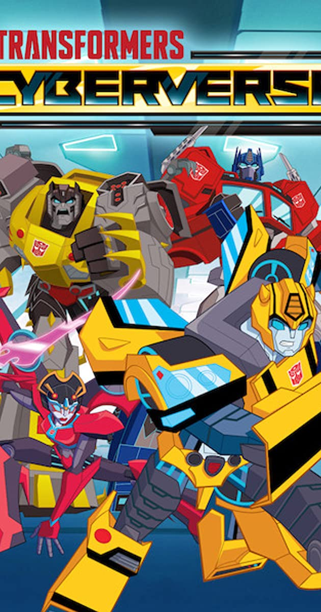 download scarica gratuito Transformers: Cyberverse o streaming Stagione 1 episodio completa in HD 720p 1080p con torrent
