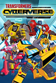 Primary photo for Transformers: Cyberverse