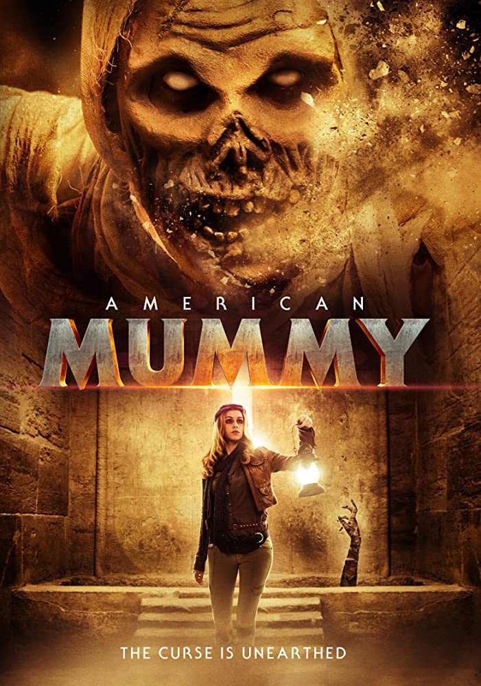 American Mummy 2014 Dual Audio Hindi ORG 400MB BluRay Download