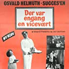 Osvald Helmuth and Connie Meiling in Der var engang en Vicevært (1937)
