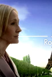 J K Rowling Poster