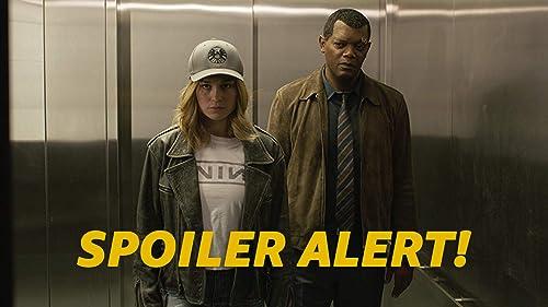 MotherFlerken 'Captain Marvel' Credits Scenes Spoilers!