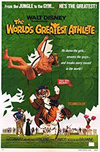 3gp movie mobile downloads The World's Greatest Athlete USA [UHD]