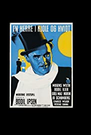 A Gentleman in Top Hat and Tails Poster