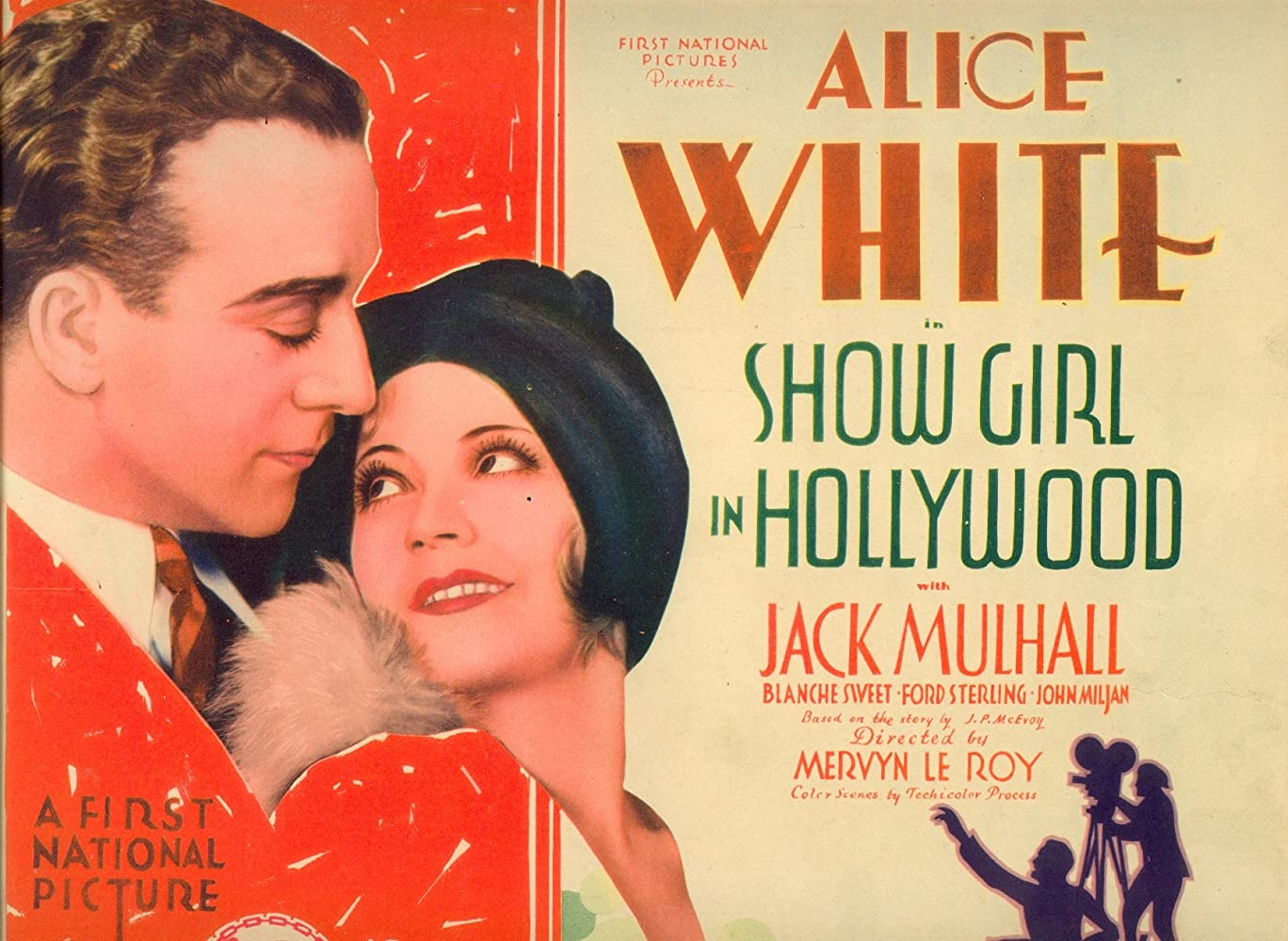 Show Girl in Hollywood (1930) Comedy, Musical, Drama