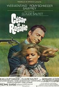 César et Rosalie (1972) Poster - Movie Forum, Cast, Reviews