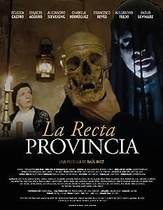 Easy movie downloads La Recta Provincia [2048x2048]