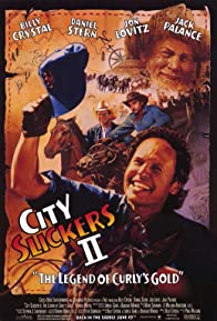 Primary photo for City Slickers II: The Legend of Curly's Gold