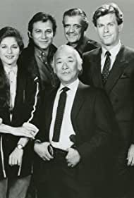 Catherine Keener, Pat Morita, Kevin Conroy, Jack Wallace, and Richard Yniguez in Ohara (1987)