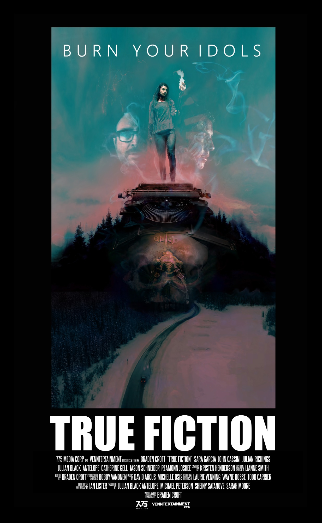 Image result for True Fiction