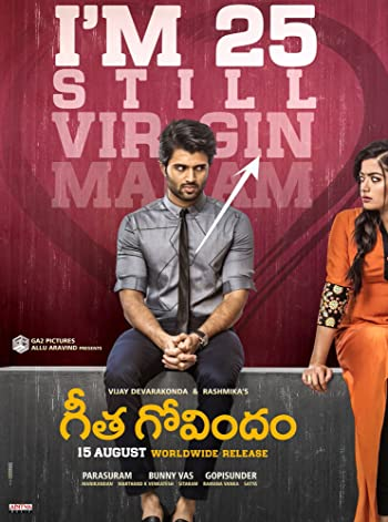 Geetha Govindam 2018 Full Hindi Dubbed Movie Download 300MB HDRip 480p