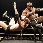 Sesugh Uhaa and Chris Girard in WWE NXT (2010)