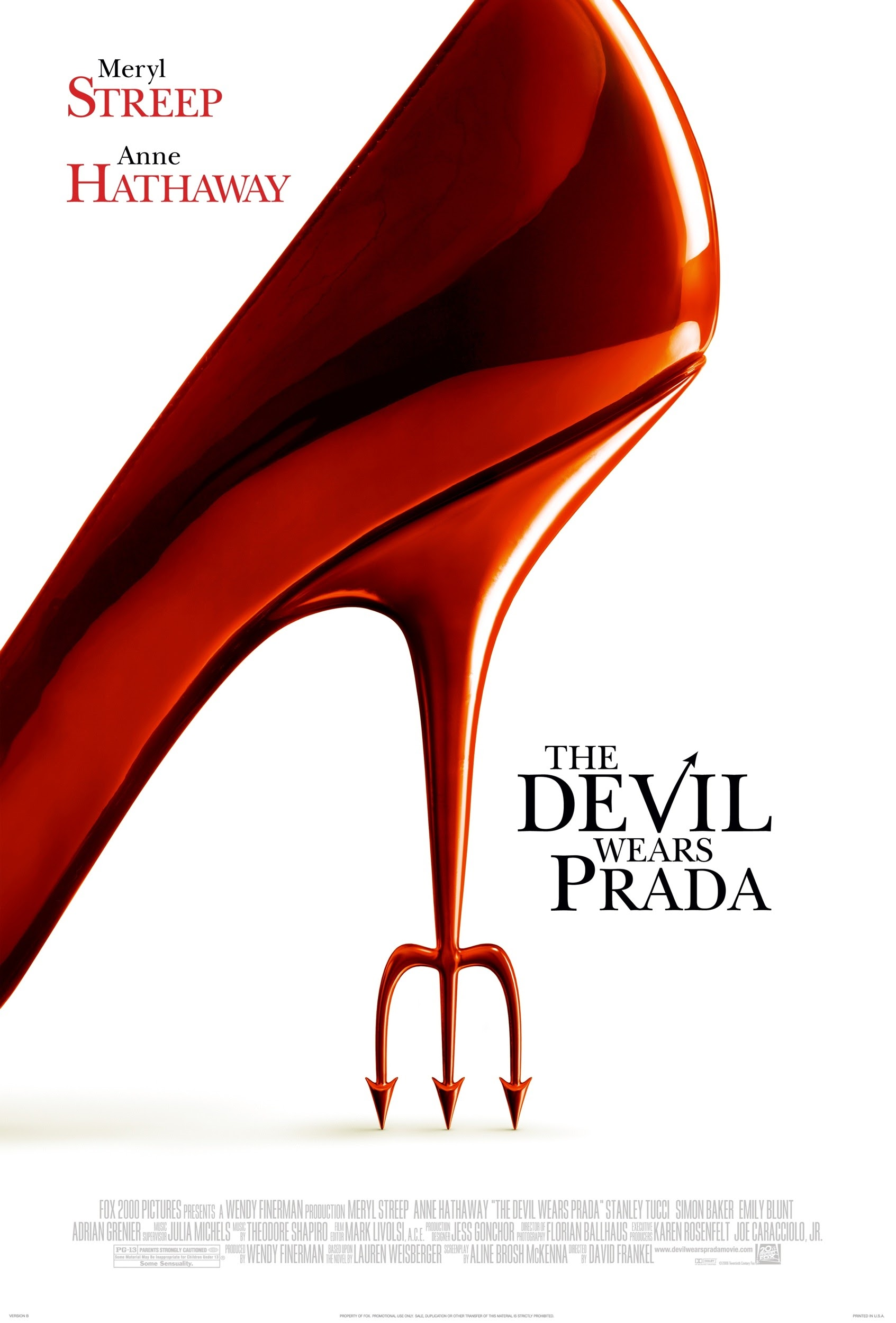The Devil Wears Prada 2006 English (Eng Subs) x264 BrRip 480p [329MB] | 720p [700MB] mkv