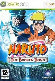 Naruto: The Broken Bond Poster