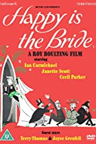 Happy Is the Bride (1958) Poster
