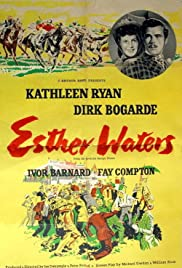 Sin of Esther Waters Poster
