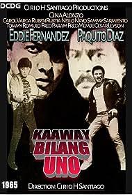 Paquito Diaz and Eddie Fernandez in Kaaway Bilang Uno (1965)
