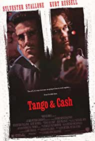 Sylvester Stallone and Kurt Russell in Tango & Cash (1989)