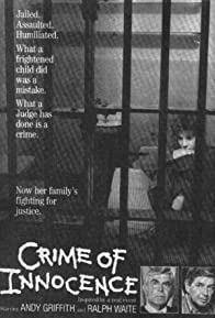 Primary photo for Crime of Innocence