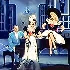 Betty Grable, William Gaxton, and Beatrice Kay in Diamond Horseshoe (1945)